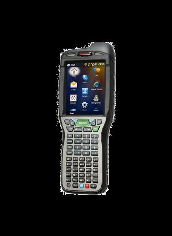 Honeywell Dolphin 99EX, mobilní terminál, WPAN, WLAN, WWAN, GPS, kamera, WEH 6.5 Prof, 34 kl., ext. bat