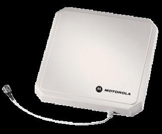 Zebra AN480R RFID anténa: pravá CP, 865-956 MHz, IP54, 6 dBi