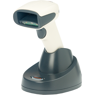 Honeywell Xenon 1902 Handheld 2D Imager, wireless, USB KIT, black, for healtcare