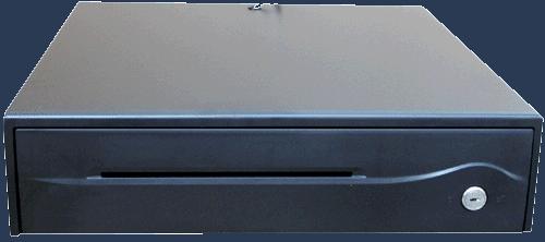 Birch POS-203 Pokladní zásuvka velká, 6P24V, černá