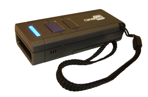 CipherLab BT-1660 CCD Barcode Memory Scanner, Bluetooth