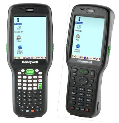 Honeywell Dolphin 6500 WPAN, Windows CE 5.0, 28 key
