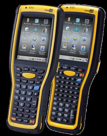 CipherLab CP-9730 Odolný, mobilní, logistický a skladový terminál, WIFI, laser, CE, 30 kláves, USB