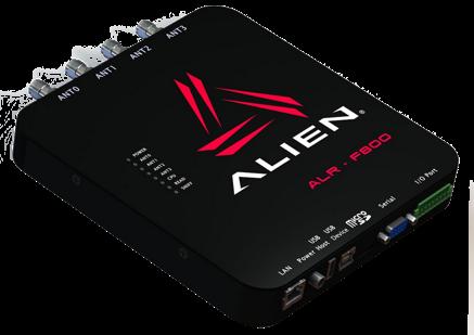 Alien ALR-F800 Průmyslová RFID čtečka, UHF 865.7-867.5 MHz, EMEA Kit