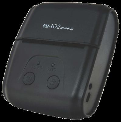 Birch BM-i02 Mobilní EET tiskárna pokladních účtenek, rozbalené - vrácené zboží