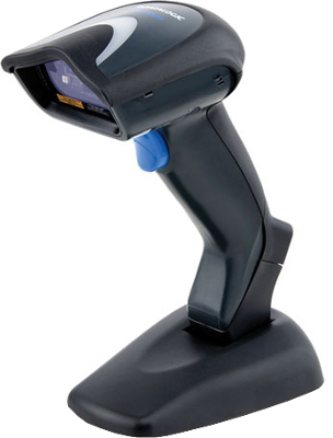 Datalogic Gryphon GM4400: 2D imager, wireless, USB, Black