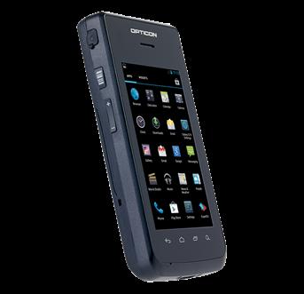 Opticon H27 - Odolný mobilní terminál, 1D, WIFI, Bluetooth, Android, GPS, NFC
