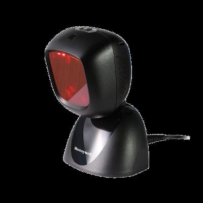 Honeywell YouJie HF600 Desktop Omni-directional 1D / 2D Barcode Reader, USB, Black