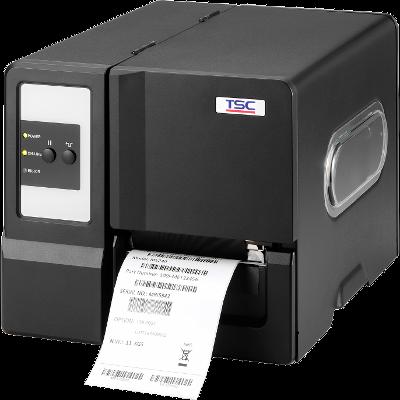 TSC ME240-E Basic Metal Industrial Barcode-Drucker, LAN+USB+RS232