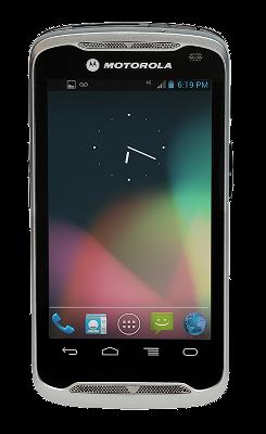 Motorola, TC55 Terminál, Android, 1D, WIFI