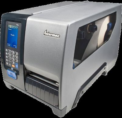 """Intermec ntermec PM43 - Etikettendrucker, TT, 300dpi, 4 """"LCD, USB, RS232, LAN"""