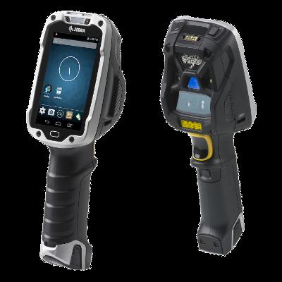 Zebra TC8000 průmyslový mobilní terminál, laser, WIFI, 4'' dotykový displej, Android