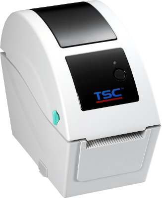 TSC TDP-245 Desktop Barcode Printer, DT, 203 dpi, 5 ips, 4MB Flash, 8MB SDRAM