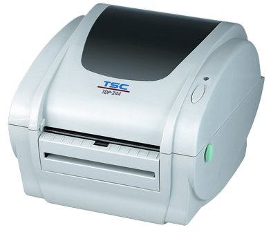 TSC TDP-244 Stolní tiskárna čárových kódů, DT, 203 dpi, 4 ips, světlá