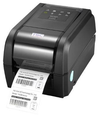 TSC TX300 Stolní TT tiskárna čárových kódů, 300 dpi, 6 ips, tmavá