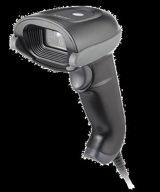 Zebex Z-3172 Plus: ruční čtečka 2D kódů, USB, černá