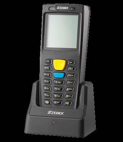 Zebex Z-9001 Programovatelný přenosný terminál, laser