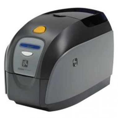 Zebra ZXP1 - tiskárna pro potisk plastových karet, jednostranný tisk, USB