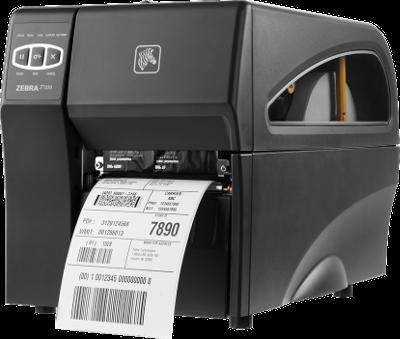 Zebra ZT220 - 300 DPI, USB+RS232