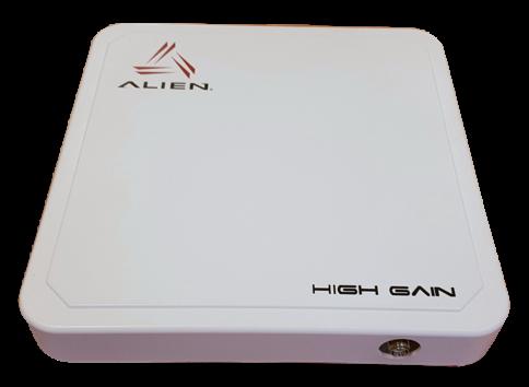 Alien ALR-8698 High Gain Antenna: CP right, 865-928 MHz, IP67, 10 dBic