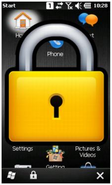 CipherLab AppLock, aktivační klíč pro 1 terminál s OS WEH