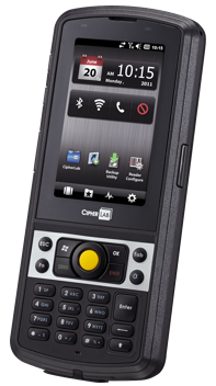 CipherLab CP30 WM 6.5 Pro, Laser, BT, Wi-Fi, 3G WCDMA, GSM/GPRS/EDGE, WQVGA