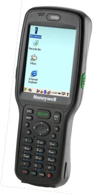 Honeywell Dolphin 6510 WPAN, WLAN, BT, 2D Imager, WinCE 6.0, 28 kl., baterie 3300mAh, IP54