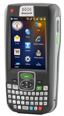 Honeywell Dolphin 9700 WPAN/WLAN/GPS, 2D Imager, WM6.5,  QWERTY