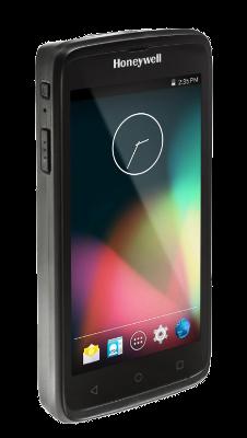 Honeywell ScanPal EDA50, odolný mobilní terminál, Android 4.4, 1D/2D, WiFi, kamera, BT, NFC, 3G, černý
