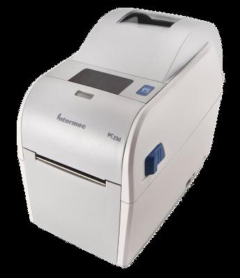 "Honeywell PC23d - DT Desktop-Barcode-Drucker, 203 dpi, USB, 2 "", Symbol"