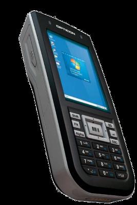 Opticon H32 1D/2D Odolný terminál s Windows Embedded Compact 7, WLAN, BT, numerická kl., s baterií