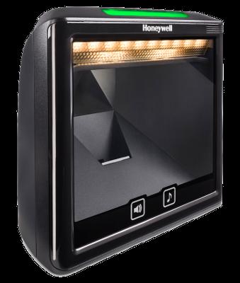 Honeywell 7980G Solaris, 2D scanner