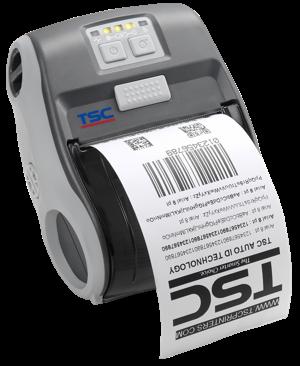 TSC Alpha-3R BT Mobilní tiskárna čárových kódů, 203 dpi, 4 ips, Bluetooth