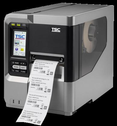 TSC MX-640 Metal Industrial Barcode-Drucker, 600 dpi, 6 ips