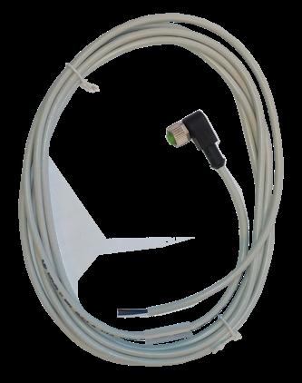 Deister Kabel datový pro čtečky RFID UDL250, UDL500, 3 m