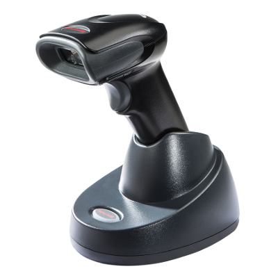 Honeywell 1452g Voyager, upgradeable area-imaging wireless scanner