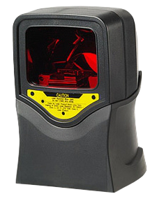 Zebex Z-6010 Omnidirectional Laser Bar Code Reader, USB, black