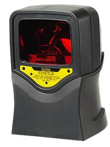 Zebex Z-6010 Všesmerová laserová čítečka čiarových kódov, USB, čierna