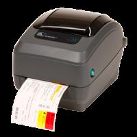 Zebra GX430, GX420, GK420 Stolní tiskárny čárových kódů