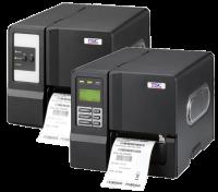 TSC ME240 LCD Průmyslová tiskárna čárových kódů, 203 dpi, 6 ips