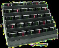 Dokki CMT-30: 30 slotová dobíjecí jednotka pro OPN-2001, 2005 a 2006