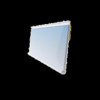 Cenovková lišta transparentní - výška 39mm, délka 1m