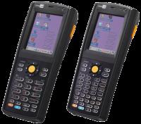 CipherLab CPT-9371L Přenosný počítač, 1D laser, 29 kláves, Windows CE