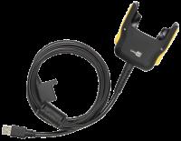 CipherLab Komunikační a dobíjecí USB kabel snap-on pro 9700