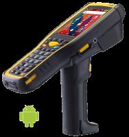 CipherLab CP-9730 Odolný, mobilní, logistický a skladový terminál, WIFI, laser, Android, 30 kláves, USB, vysokokapacitní baterie, rukojeť
