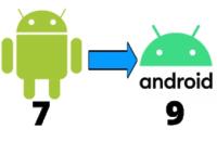 CipherLab Aktivační klíč pro instalaci vyšší verze operačního systému Android