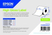 Epson Epson TM-C3500 - High Gloss Label - Continuous Roll: 76mm x 33m
