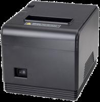 Birch CP-Q3 Pokladní tiskárna s řezačkou, černá, tisk v českém jazyce