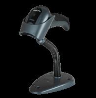 Datalogic QuickScan QD2430 - snímač 1D/2D kódů, KIT: snímač, USB kabel, autosense stojan, černý