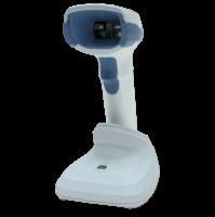 Zebra DS2278 - bezdrátový snímač 1D/2D kódů do zdravotnictví, USB KIT, světlý